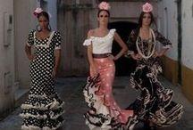 MODA FLAMENCA / Tendencias, complementos, ideas e inspiración flamenca.