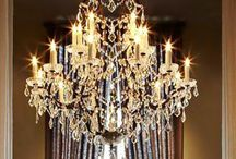 Let there be light / Chandeliers