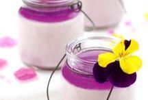 Cucinare con i fiori / Mettiamo i fiori anche nel piatto!