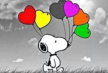 Snoopy / I love snoopy