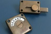 Period Door Furniture / Period Ironmongery and beautiful brass and nickel door fittings.