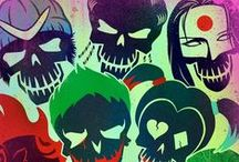 marvel heroes/DC