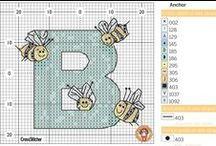 Cross Stitch ABC