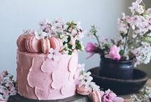 FOOD // CAKE / Cakes for special occasions