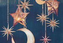 star/moon
