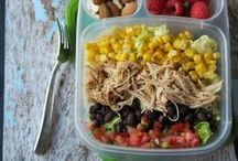 FOOD // LUNCH BOX IDEAS