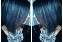 Idée cheveux