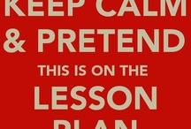 Los profesores no nacimos locos... ;)