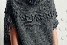 Knitting / Creating with yarn