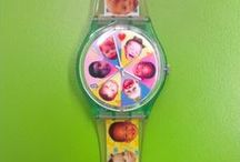 Swatch Fever / The world of the most amazing and artistic watch ever created / by Manuel Valero