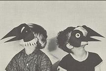 Máscaras. / by Amanda Lee