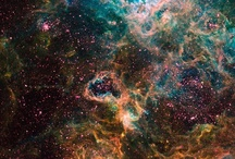 Starry Skies / Outer space is magical for kids of all ages!