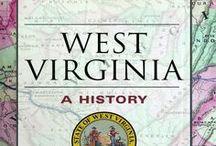 Wild, Wonderful West Virginia / by Shari Martin