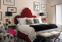 New Home: Bedroom & Walk-in-Closet