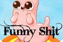 Funny Shit (おかしいたわごと) / by Rin Chambers