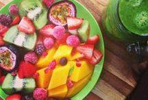 Hábitos sanos / Todo lo relacionado con mantener una vida sana