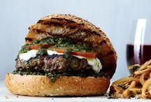Ricette Burger, Pizza & Co