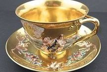 elegant  tea-time