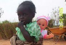Kinderen van de hele wereld / Mooie foto's van kinderen van de hele wereld