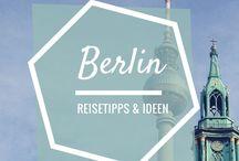 Berlin Berlin | Tipps & Inspiration / Lieblingsplätze, Ideen und Tipps für Berlin