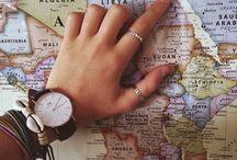 Bucketlist Ideas | Reisen / Meine Traumreiseziele: hier möchte ich hin!