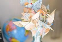 Geschenke & DIY für Reiseverrückte / Ob ein Reisetagebuch gestalten, Lampenschirme selber machen oder eine Weltkarte basteln: hier gibt's kreative Ideen und Reisegeschenkideen für die beste Freundin, den Bruder, die Schwester oder für deine Eltern