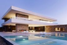 Modern Homes / by Peter Hennes