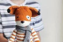 Crochet Lištička