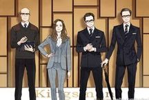 Fan Kingsman