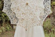 Lace / Pretty, delicate, lace.