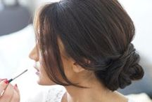 Bridal Hair / Hair inspiration for the big day!