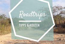 Roadtrips | Routen & Inspiration / Reisen mit dem Van oder Auto? Hier findest du Autoreisen, Bullireisen und tolle Ideen für Routen durch Europa (Skandinavien, Portugal, Frankreich, England, Schottland)