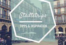 Städtetrip | Inspiration & Reisetipps / Köln, Hamburg, Wien, Prag, Berlin oder doch lieber Kapstadt oder New York? Es gibt so wundervolle Städte auf der Welt! Hier findest du Inspiration