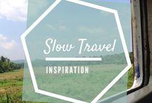 Slow Travel | Entschleunigung / Wanderlust & Natur | Entschleunigung auf Reisen: die Kunst, langsam zu reisen