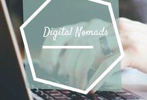 Digital Nomad | Tipps & Werkzeuge / Wie sieht der Lifestyle eines digitalen Nomaden aus? Welche sind die beliebtesten Spots auf der Welt?