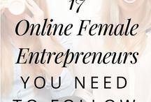 Entrepreneurship | Frauen in der Selbstständigkeit / Frauen in der Selbstständigkeit