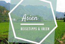 Asien | Reisen