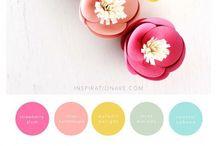 Inspiration - couleurs