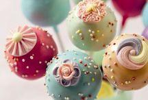 Pâtisserie - Cake pops
