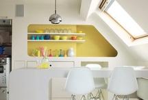 Deco Cuisine/kitchen / by Elisa Borgel-Ittah