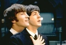 """""""Nothing hurts, McLennon on"""" / """"Would you be my Paul? I'd be your John."""" ; Why don't we do it in the road?"""