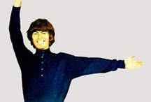 George, the quiet Beatle / Love one another