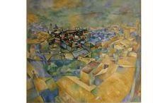 Artwork of Orvieto / Artistic inspiration taken from Orvieto. Share your artwork of Orvieto with us: info@orvietoviva.com