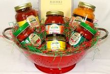 Rosie's Gift Baskets / Pre-made or Customized.  What the customer wants the customer gets! #giftguide