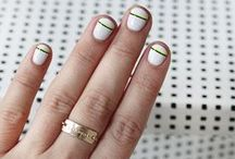 Nailed it. / Nail art