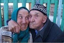 Inspiring Elders / Let your elders inspire you