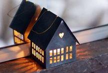 * Little houses