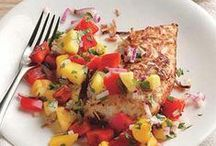 Healthy Recipes  / Yummy recipes that are healthy too!