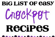 Cooking: It's a Crock! / by Mary Ann Haralson