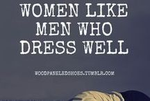 My husbands style